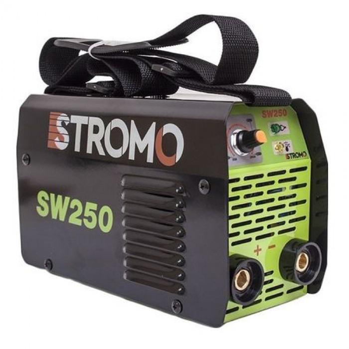 Aparat de sudura invertor STROMO SW250 , 250 Ah, accesorii incluse, electrod 1.6-4mm [1]