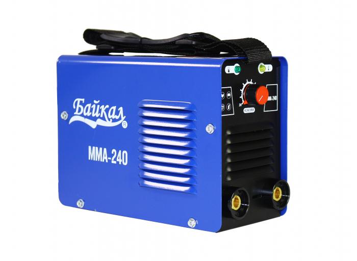 Aparat Sudura BAIKAL MMA 240A + Accesorii, produsul contine taxa timbru verde 4 Ron, 3.75 kg [0]