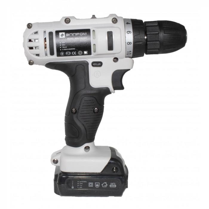 Autofiletanta Elprom EDA-12-2, 1500 rpm, 12V, 2Ah, 24W [2]