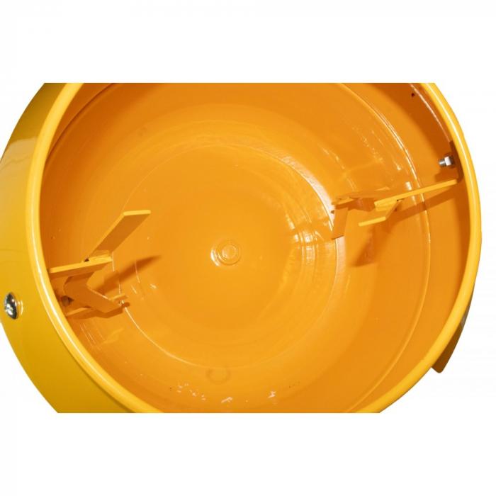 Betoniera/Malaxor Profesionala TEMP RCM 600, 1000 W, 165 L, Reductor, Transmisie directa [3]