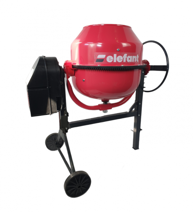 Betoniera ELEFANT 165L, 900W, 29RPM [1]