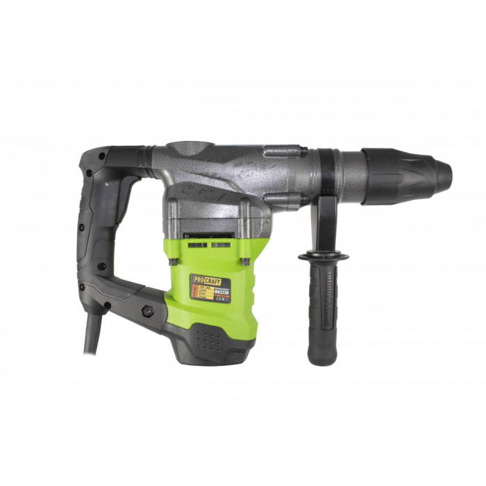 Ciocan Rotopercutor Procraft BH2350 SDS Max, 2350W, 550rpm, produsul contine taxa timbru verde 2.5 Ron [1]