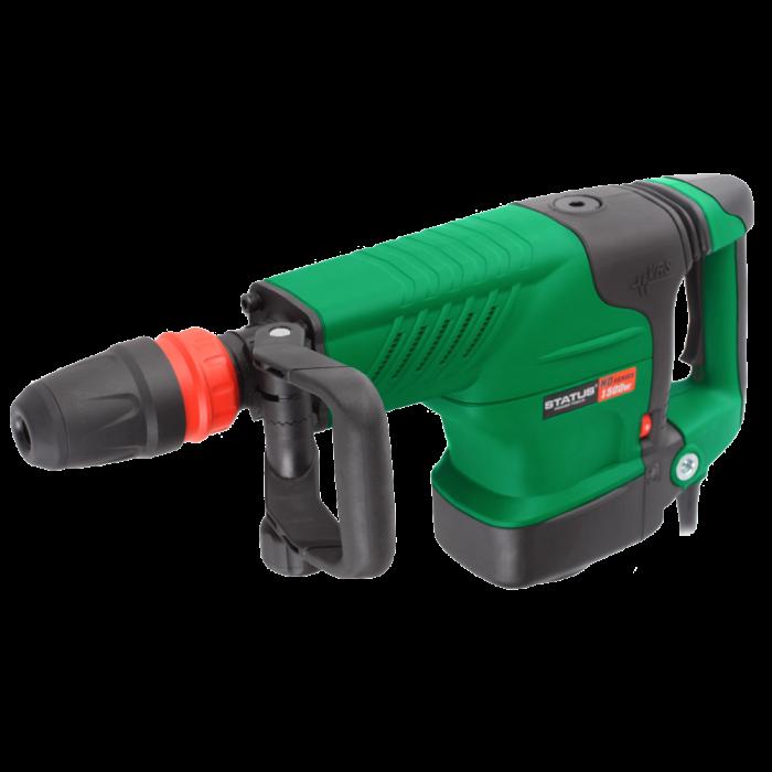 Ciocan rotopercutor STATUS MH1500, 1500W, 25J, 1900bpm, SDS-Max, produsul contine taxa timbru verde 6 Ron [0]