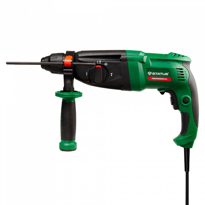 Ciocan rotopercutor STATUS MPR33, Italia, 850W, 3J, 4850bpm, SDS-Plus, produsul contine taxa timbru verde 2.5 Ron [0]