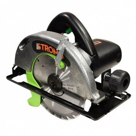 Circular de mana Stromo SC2550, 2.55kW, 4100 rpm, 235x25.4mm + Panza [0]