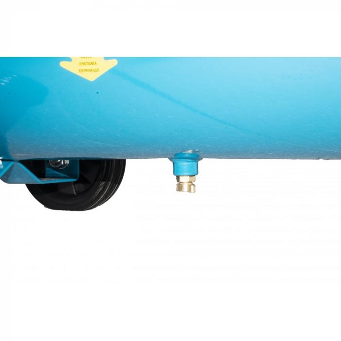 Compresor cu aer Elefant Aquatic XY2824 24L, 8bar, produsul contine taxa timbru verde 12.54 ron, 19 kg [3]