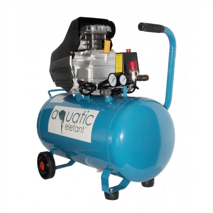 Compresor cu aer Elefant Aquatic XYBM50B 50L, 8bar, produsul contine taxa timbru verde 17.16 ron, 26 kg [2]