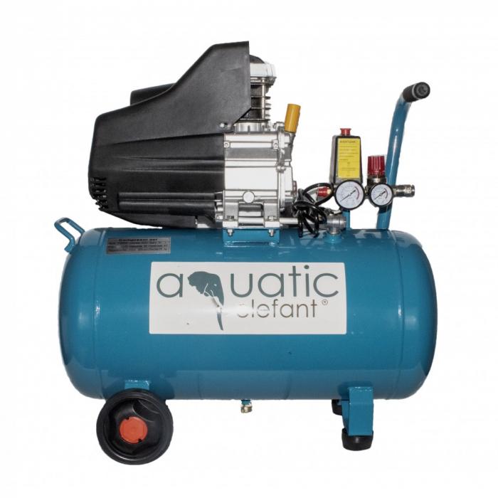 Compresor cu aer Elefant Aquatic XYBM50B 50L, 8bar, produsul contine taxa timbru verde 17.16 ron, 26 kg [0]