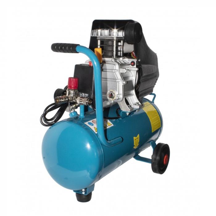 Compresor cu aer Elefant Aquatic XYMB24B 24L, 8bar, produsul contine taxa timbru verde 11.55 ron, 17.5 kg [3]