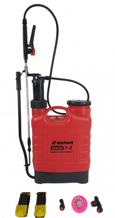 ELEFANT SM12L, Pompa de stropit manuala [1]