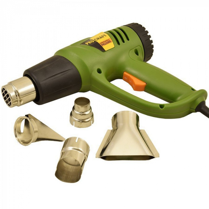 Feon industrial Procraft PH2200E,2200W, 600°C importator Procraft [2]