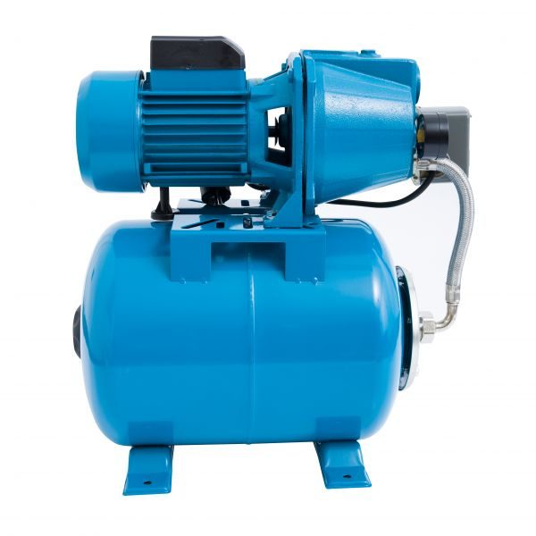 Hidrofor Elefant Aquatic AUTOJET80S, 1000 W, 50 l/min, rezervor 24 l, inox-otel [0]