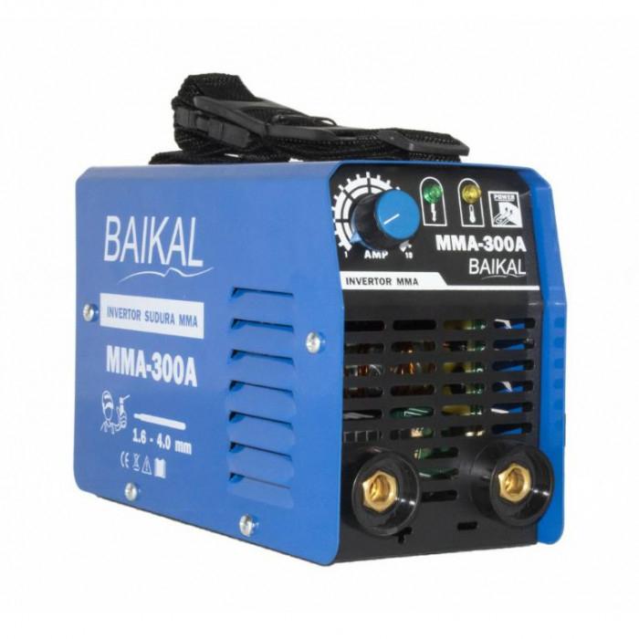 Invertor sudura MMA Baikal 300, 300A, Semi-Profesional, max 4 mm electrod [1]