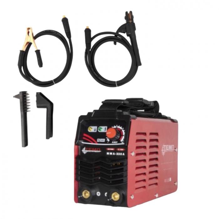Invertor sudura MMA TEMP, 330A, Semi-Profesional, max 4 mm electrod [0]