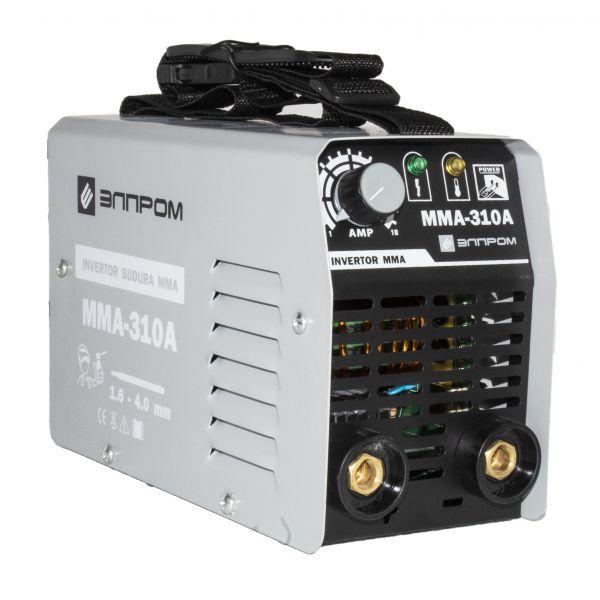 Invertor de sudura MMA Elprom 310A, 310 Amperi, Semi-Profesional, max 4 mm electrod [1]