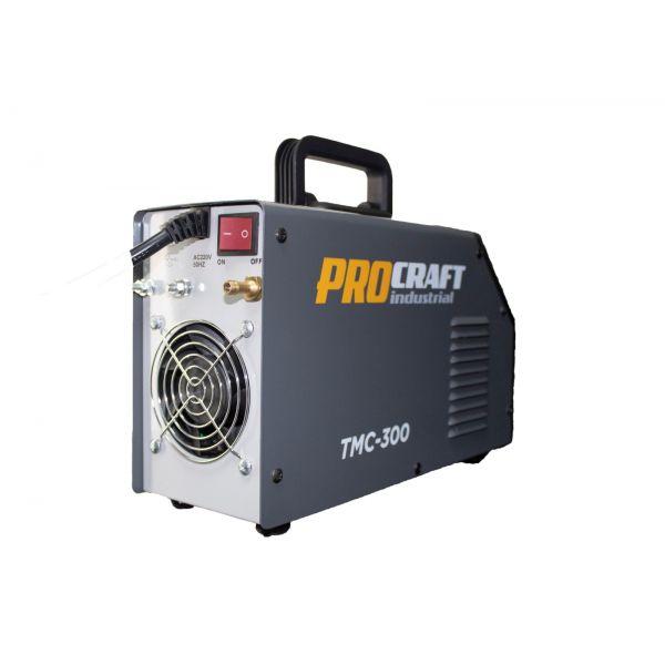 Invertor Plasma Procraft TMC 300, 3 in 1, MMA, TIG + Accesorii, Gama Profesionala [1]