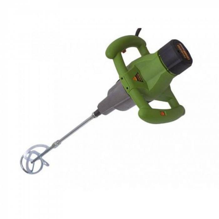 Mixer pentru mortar ProCraft PMM2000, 6 trepte de viteza, 2000W, 700rpm, produsul contine taxa timbru verde 2.5 Ron, 5.2 kg [2]