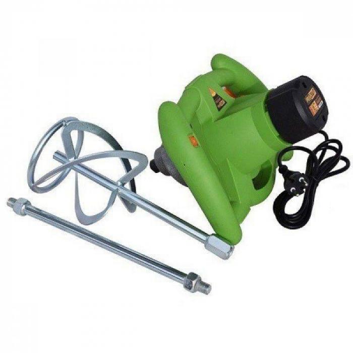 Mixer pentru mortar ProCraft PMM2000, 6 trepte de viteza, 2000W, 700rpm, produsul contine taxa timbru verde 2.5 Ron, 5.2 kg [1]