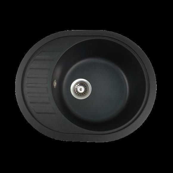 MIXXUS HB8311-G226 chiuveta granit neagra [0]
