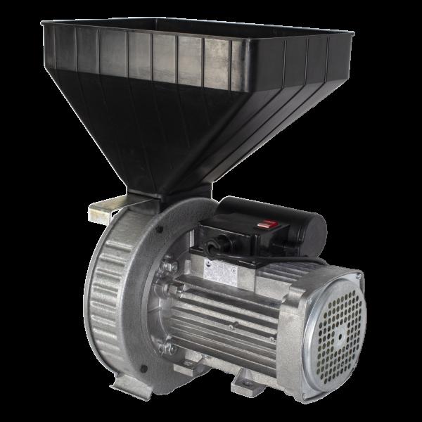 Moara cereale Gazda P80, Uruitor electric 2.5 kW [1]