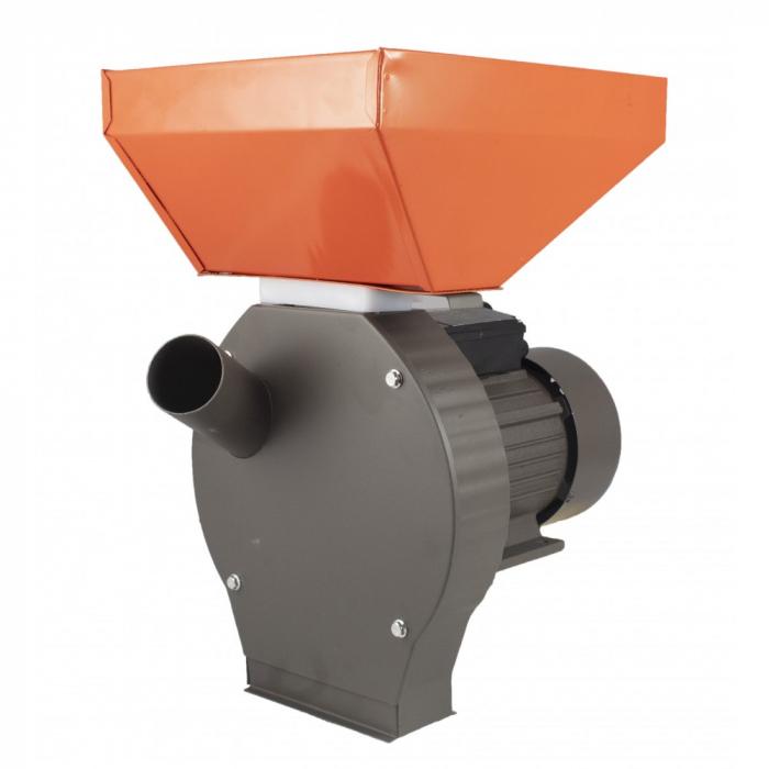 Moara cereale si  stiuleti 200Kg/ora, 3.5KW - Cuva mare (EF-3988) [0]