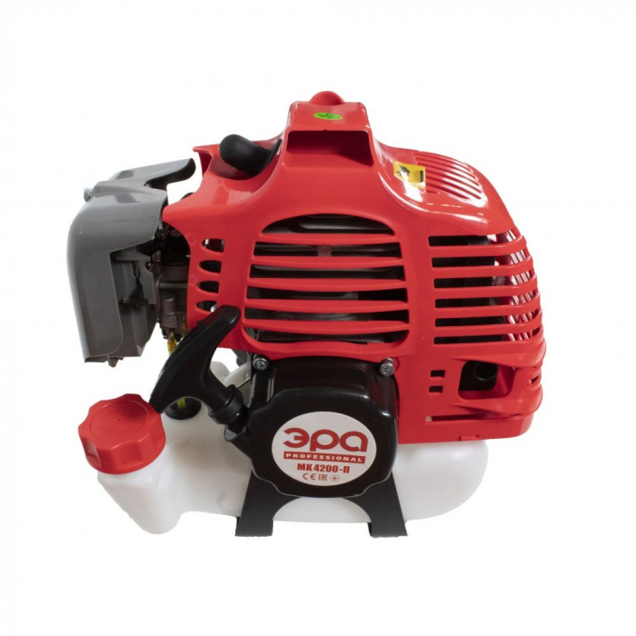 Motocoasa benzina Era MK-4200P, 4200W, Disc + Tambur, Motor 52cc [2]