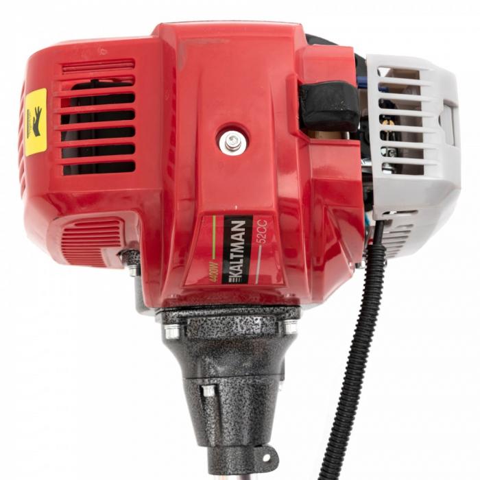 Motocoasa de umar Kaltman KT4400, 6 CP, 4400 W, 4 moduri de taiere, motocositoare pe benzina [1]