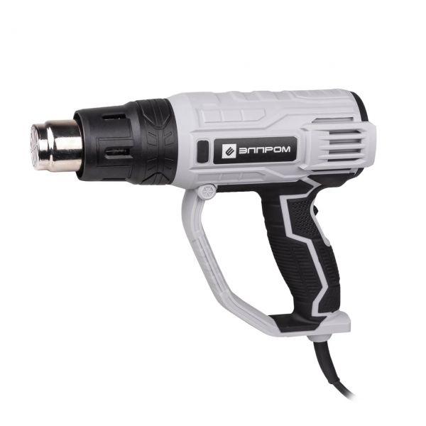 Pistol aer cald Elprom EFP-2500 cu Accesorii 2500W, 600 grade C, 3 Trepte [1]