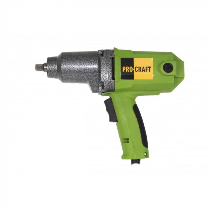 Pistol electric cheie cu impact, Procraft ES1450, 1450W, 450Nm [1]