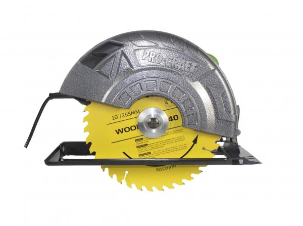 PROCRAFT KR3000, fierastrau circular [2]