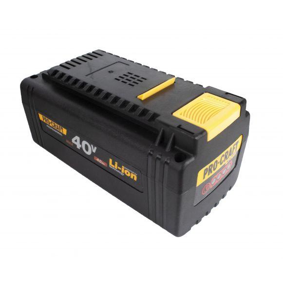 PROCRAFT PKA40Li, drujba electrica cu acumulator [1]