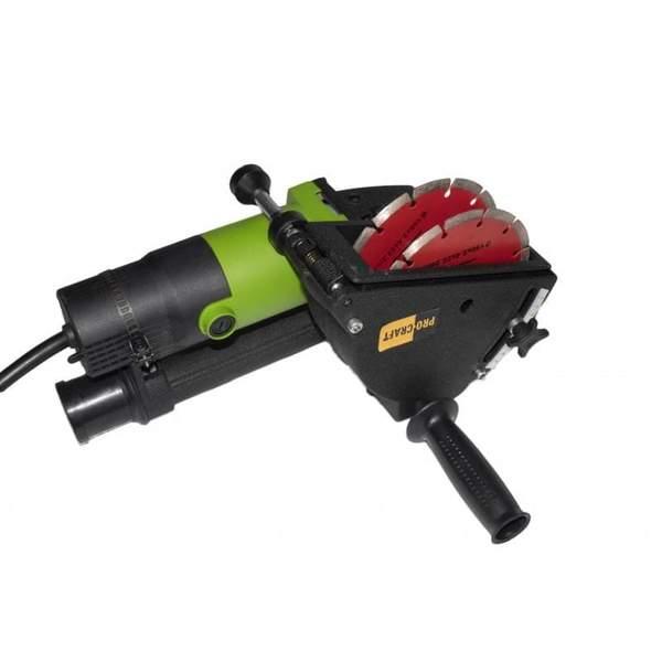 Freza canelat Procraft PM1700-150, produsul contine taxa timbru verde 2.5 Ron, 10.1 kg [1]