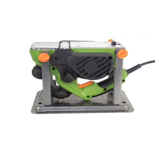 Rindea Electrica cu masa Procraft PE 1650, 1.6 kW, 16000 rpm, 2 cutite + sac colectare [2]