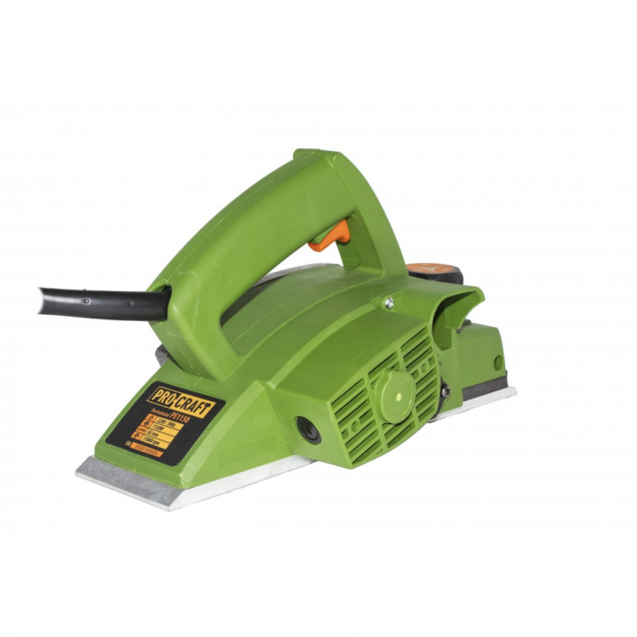 Rindea electrica Procraft PE1150, 82mm 1150W cu set accesorii, produsul contine taxa timbru verde 2 Ron, 2,7 kg [3]
