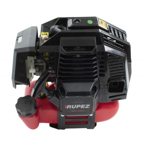 Set Motocoasa benzina RUPEZ RZT 4200, 4200W, 9000 RPM cu accesorii [3]