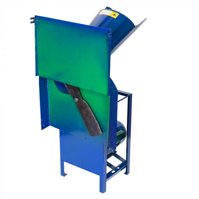 Tocator lucerna, paie, coceni 500Kg/Ora, TEMP 93QS-0.5, Siscornita electrica,, produsul contine taxa timbru verde 30 Ron, 37 kg [1]