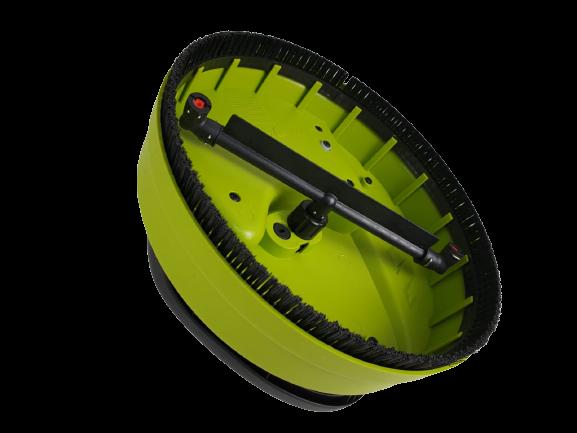 YLS02 Kit perie pentru spalat rotativa cu rezervor [1]