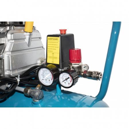Compresor cu aer Elefant Aquatic YV2050 50L, 8bar, produsul contine taxa timbru verde 20.79 ron, 31.5 kg [3]
