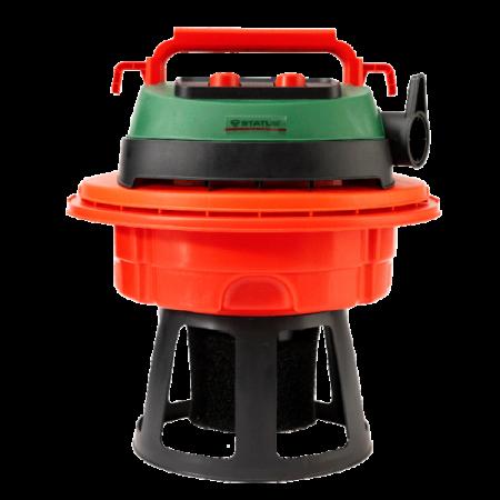 Aspirator industrial Status ALS 1060SF-2M, 2800 W, 60 L, Status Italia 18kPa [4]