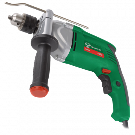 Bormasina cu percutie STATUS DP851, 850W, mandrina 13 mm, 2800 RPM, ITALIA, produsul contine taxa timbru verde 2.5 Ron [2]