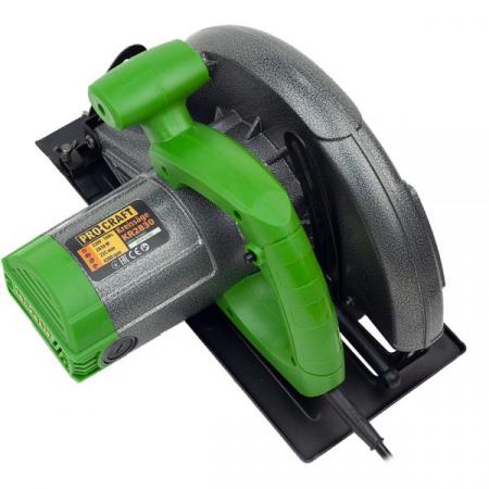 Circular electric de mana Procraft KR2830, 2.8 kW, 235 mm, 4500 rot/min [4]