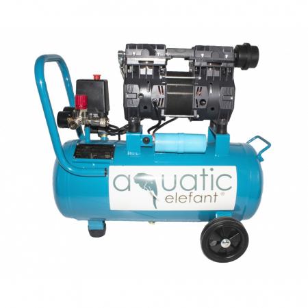 Compresor cu aer Elefant Aquatic XY2824 24L, 8bar, produsul contine taxa timbru verde 12.54 ron, 19 kg [0]