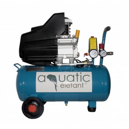 Compresor cu aer Elefant Aquatic XYMB24B 24L, 8bar, produsul contine taxa timbru verde 11.55 ron, 17.5 kg [0]