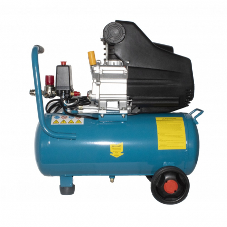 Compresor cu aer Elefant Aquatic XYMB24B 24L, 8bar, produsul contine taxa timbru verde 11.55 ron, 17.5 kg [2]