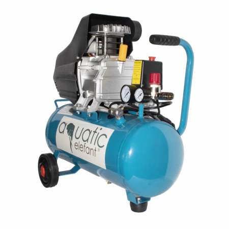 Compresor cu aer Elefant Aquatic XYMB24B 24L, 8bar, produsul contine taxa timbru verde 11.55 ron, 17.5 kg [1]