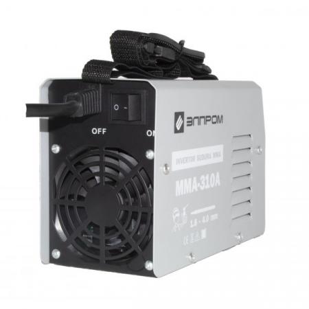 Invertor de sudura MMA Elprom 310A, 310 Amperi, Semi-Profesional, max 4 mm electrod [2]