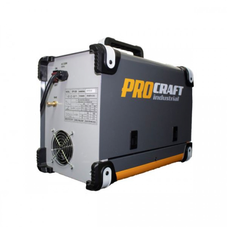Invertor MMA + MIG Procraft SPI 320 + Cabluri si Pistol, Industrial, Electrozi si Gaz , 320 Amperi [2]