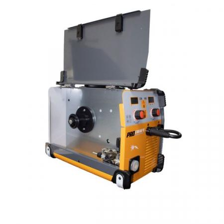 Invertor MMA + MIG Procraft SPI 320 + Cabluri si Pistol, Industrial, Electrozi si Gaz , 320 Amperi [4]