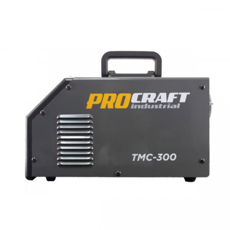 Invertor Plasma Procraft TMC 300, 3 in 1, MMA, TIG + Accesorii, Gama Profesionala [2]