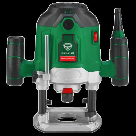 Masina de frezat electrica Status RH 1500, router lemn, 1500W, 26000 rpm + set accesorii [0]